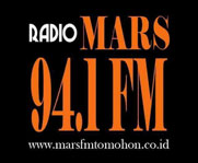 MARS 94.1 FM Tomohon